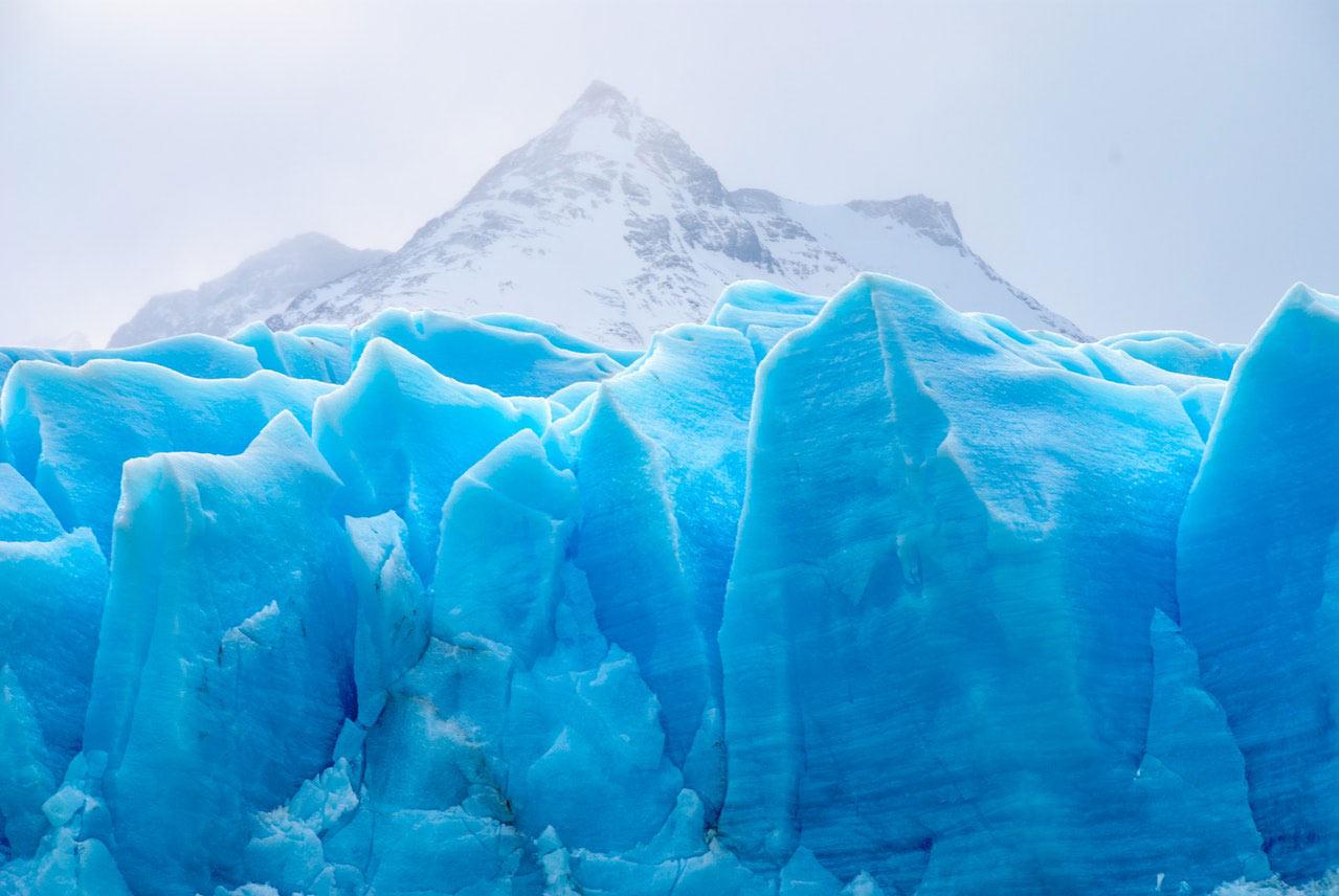 glacier - potable water