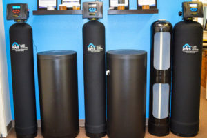Alamo Water Softener Family of Products